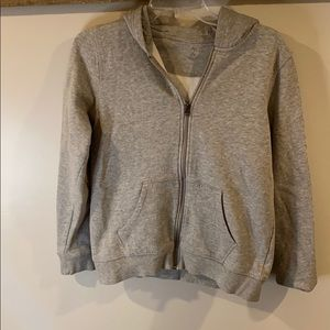 Other - Kids light grey hoodie, super soft